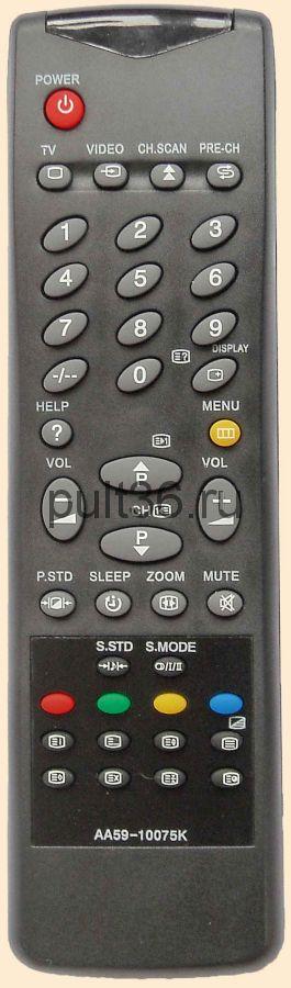 Пульт ДУ Samsung AA59-10075K (AA59-10076M, AA59-10076P)