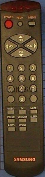 Пульт ДУ Samsung 3F14-00038-300