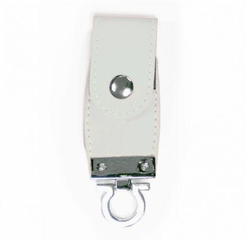 8GB USB-флэш накопитель Apexto U503C гладкая белая кожа OEM
