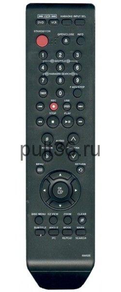Пульт ДУ Samsung 00052E (00052A)