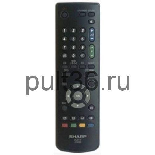 Пульт ДУ Sharp 010240 LCDTV