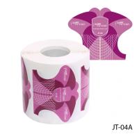 Универсальные одноразовые формы (бумажные, на клейкой основе) JT-04А, 300 штук