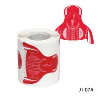 Универсальные одноразовые формы (бумажные, на клейкой основе) JT-07А, 150 штук