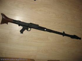 Муляж пулемета MG