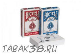 Карты Bicycle Prestige 100% пластик, Испания