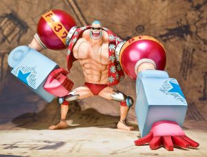 Фигурка One Piece: Franky The New World