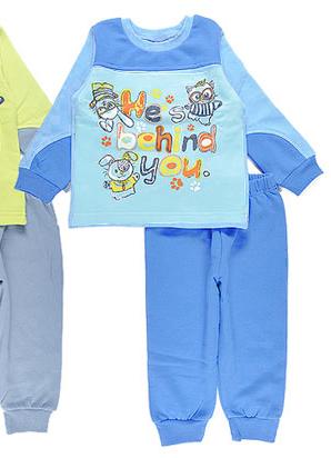 ca8375369a392 Детская теплая пижама с начесом - детские пижамы в интернет магазине ...