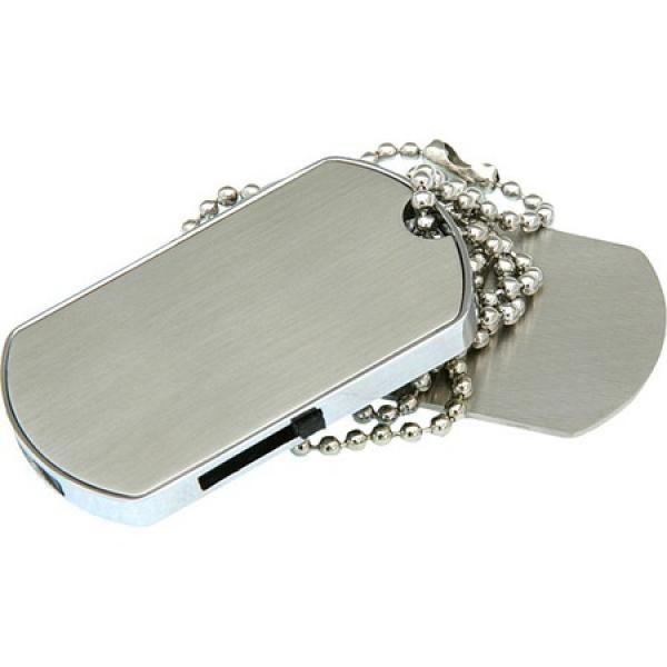 16GB USB-флэш накопитель Apexto U308 Жетон, метал