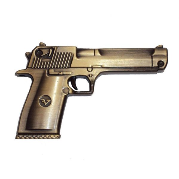 8GB USB-флэш накопитель Apexto Пистолет, бронза