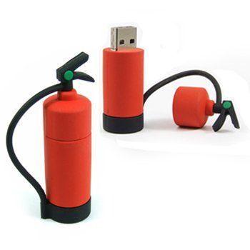 8GB USB-флэш накопитель Огнетушитель
