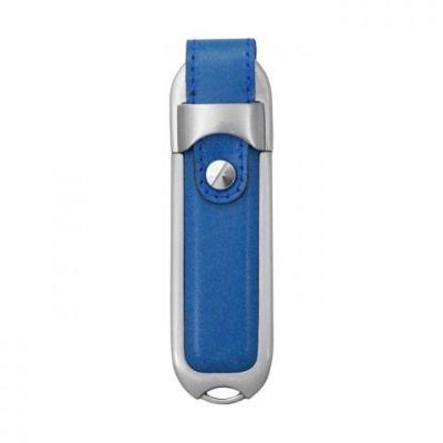 16GB USB-флэш накопитель Supertalent DL-BL синяя кожа без блистера