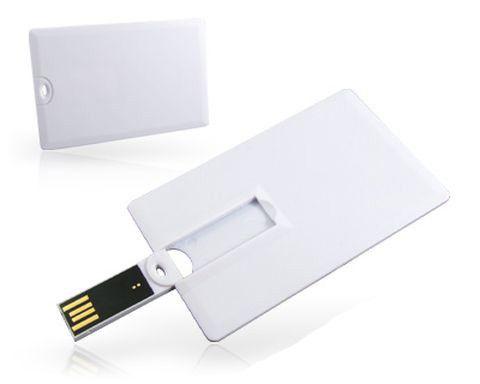 16GB USB Флешка визитка SUPERTALENT STUSB-CO-CD2 белый OEM