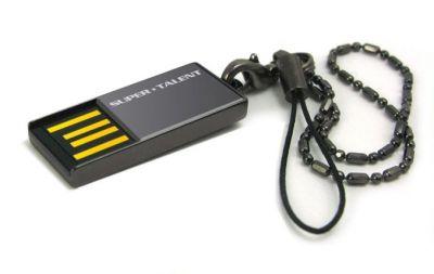 8GB USB-флэш накопитель Supertalent Pico C водонепроницаемая