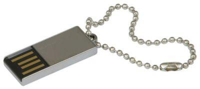 16GB USB-флэш накопитель Supertalent Pico C без блистера, серебряная