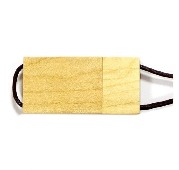64GB USB-флэш накопитель Apexto UW-0020 деревянная, сосна