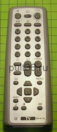 Пульт Sony RM-W104 (Sony RM-W101)
