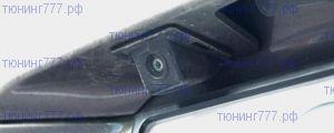 Камера заднего вида, под штатное место в крышке багажника
