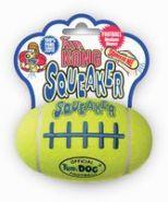 """KONG Air игрушка для собак """"Регби"""" большая (19 см)"""