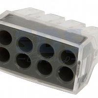 Электромонтажные экспресс-клеммы 773-328 (8*2.5мм²) REXANT