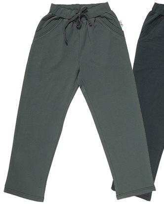Темно-серые штаны для мальчика