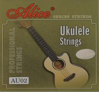 ALICE AU02 Струны для укулеле