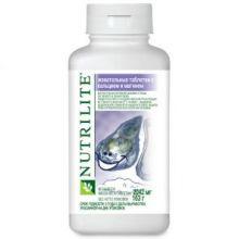 Nutrilite жевательные таблетки с кальцием и магнием 80 таб.
