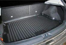 Коврик (поддон) в багажник, Unideс, полиуретан, а/м с сабвуфером