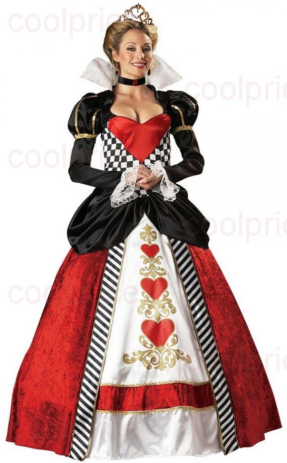 Красная Королева Червей (Алиса в стране Чудес)