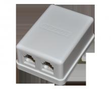 Телефонная розетка - 2 6P-2C PROCONNECT