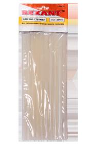 Клеевой стержень d=7 мм., L=195 мм., прозрачный REXANT