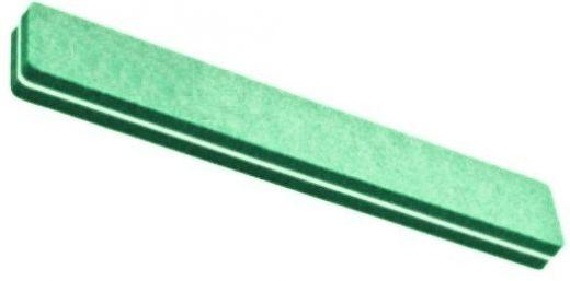 Шлифовка двусторонняя прямоугольная зеленая