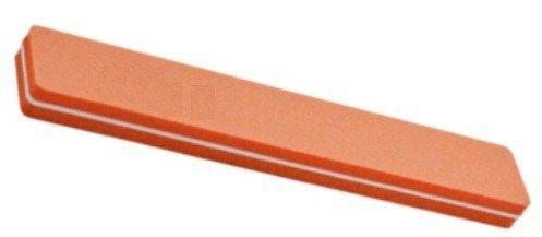 Шлифовка двусторонняя прямоугольная оранжевая
