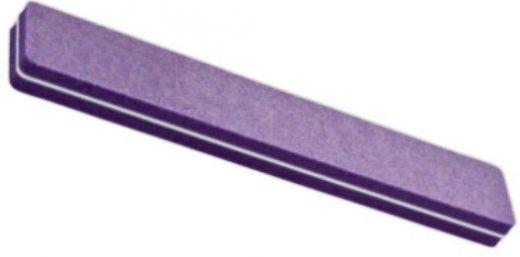 Шлифовка двусторонняя прямоугольная фиолетовая