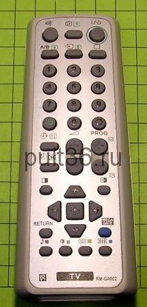 Пульт ДУ Sony RM-GA002