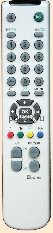 Пульт ДУ Sony RM-870 (RM-889)