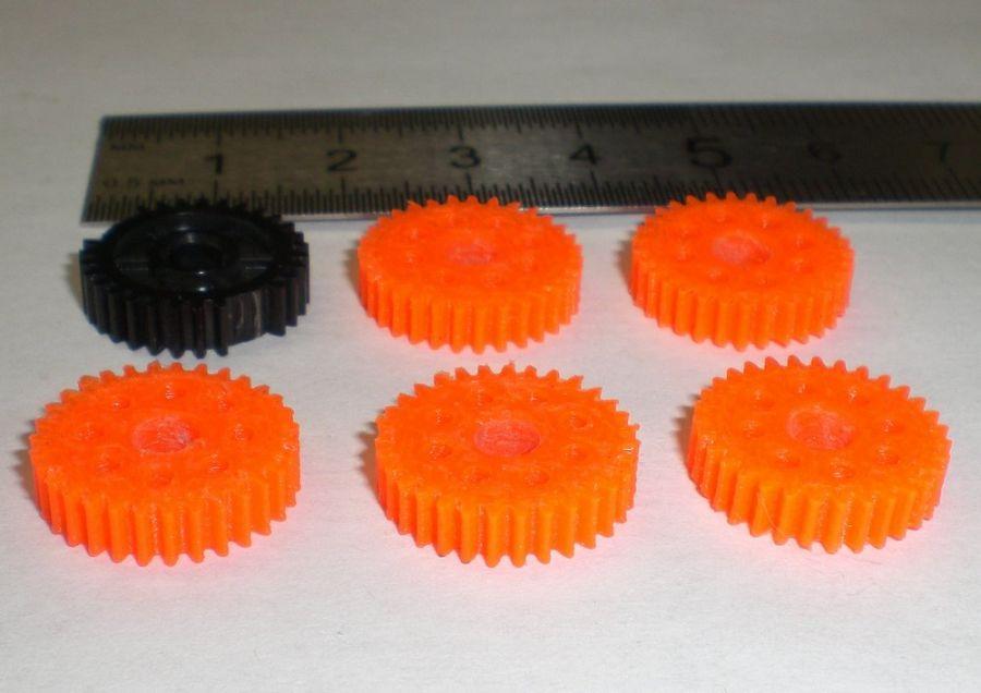 Шестерни для принтера