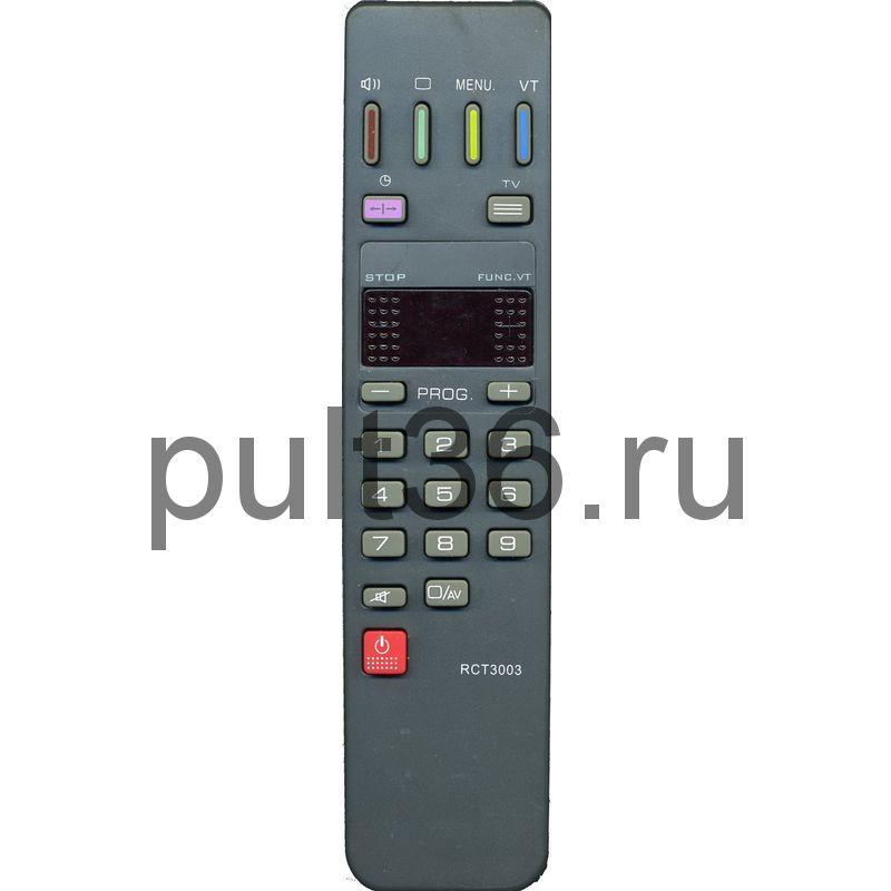 Пульт ДУ Tomson RCT-3003