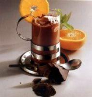 Шоколадный апельсин - десертный кофе в зернах
