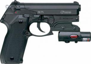 Пистолет пневматический GAMO PT-80 Combo Laser (калибр 4,5 мм)