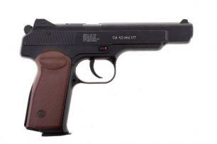 Пистолет пневматический Gletcher APS-P (пластик)