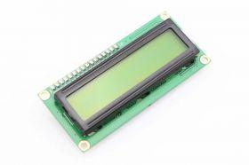LCD Дисплей 16x2 (1602A цвет зеленый)
