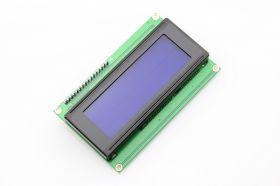 LCD I2C Дисплей 20Х4 (2004A цвет синий)