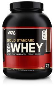 Optimum Nutrition 100% Whey Gold Standard (2,27 кг.)