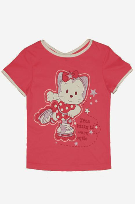 Блуза для девочки Кitty