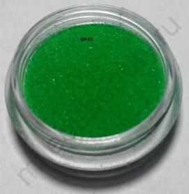 Бархатный песок, BP-05, зелёный