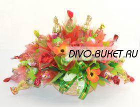 """Букет из конфет №298 """"Кармен"""""""
