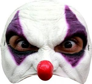 Фиолетовый Клоун