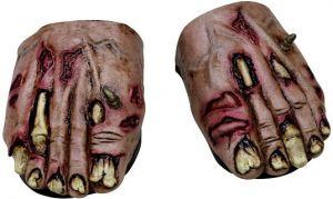 Ступни Зомби в язвах