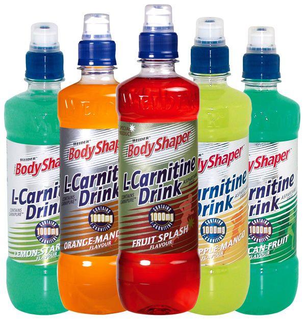 BodyShaper L-Carnitine Drink (500 мл.)