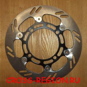 Т. диск перед Kawasaki KLX250/300